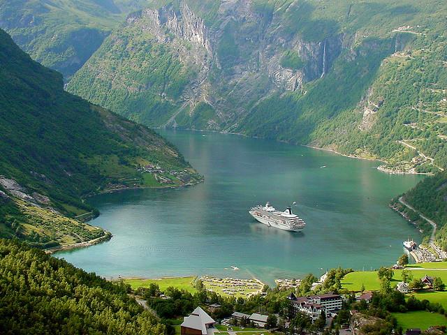 Geirangerfjord 2