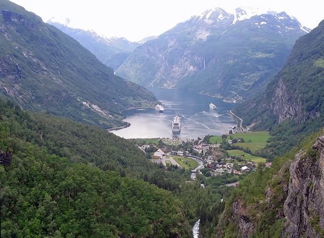 Geirangerfjord 4