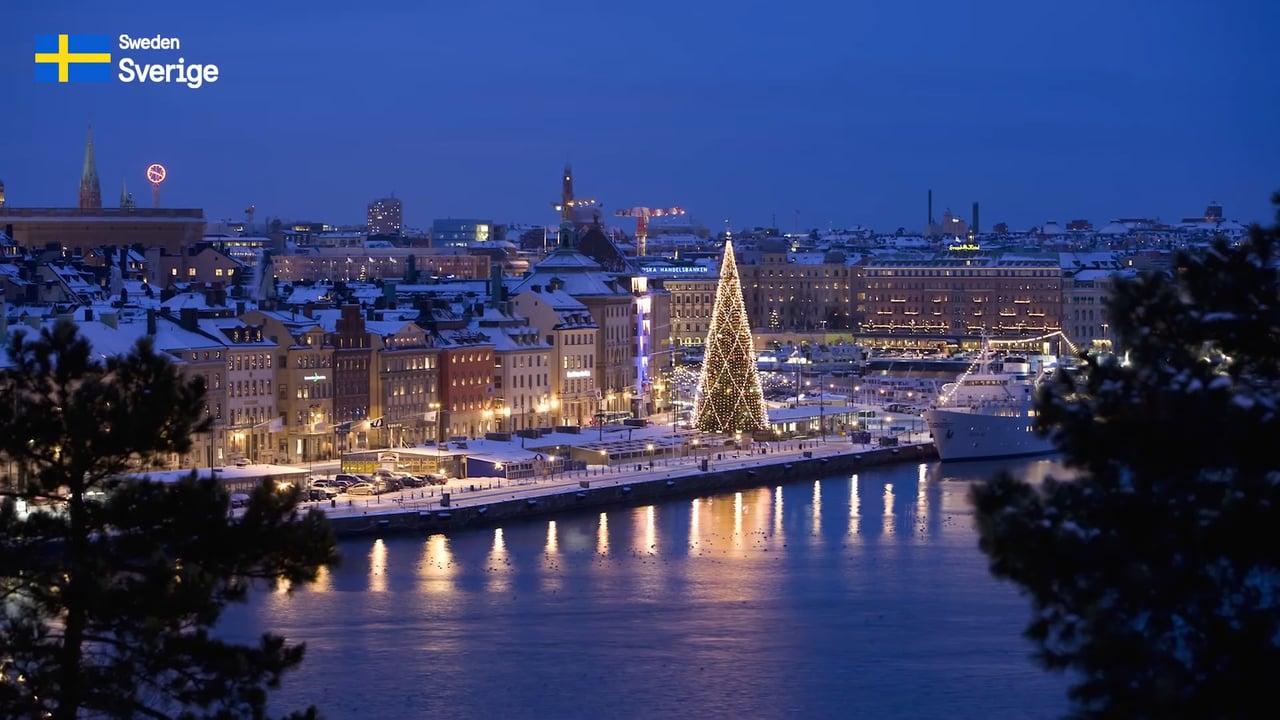 zweden vakantie